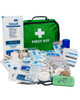 Advanced Cricket First Aid Kit | Green Incident Bag with Contents | Physical Sports First Aid