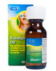 Eucalyptus Oil BP | 25ml Bottle | Physical Sports First Aid