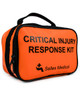 Critical Injury Grab Kit | Bag Front View | Physical Sports First Aid