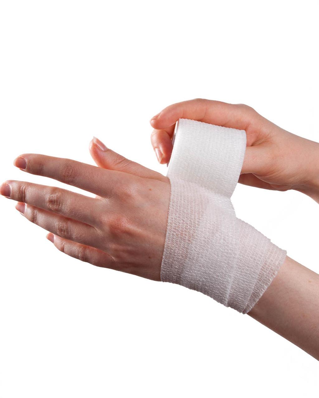 latex free cohesive bandage hypoallergenic vetrap equivalent