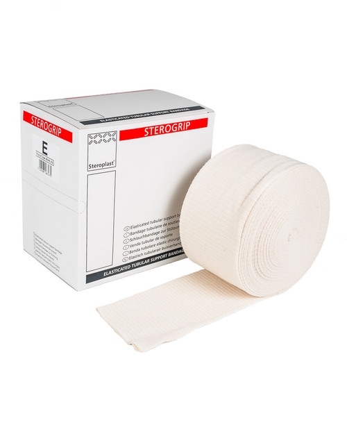 Sterogrip Tubular Support Bandage | Bandage with Dispenser Box | Physical Sports First Aid