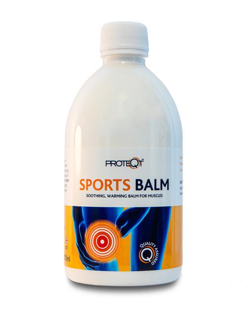 Sports Balm   500ml Bottle   Physical Sports First Aid