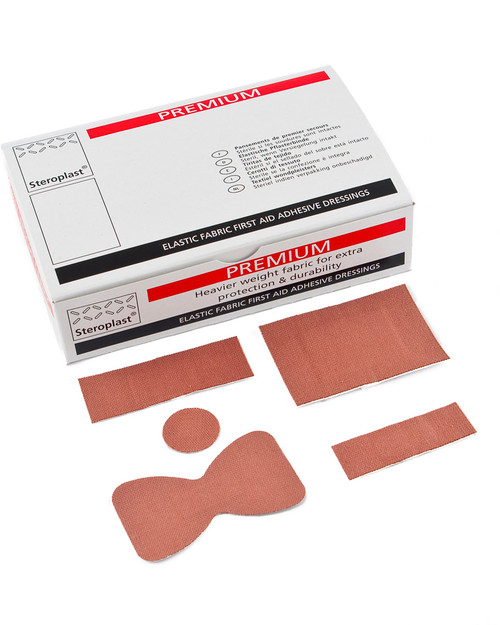 Premium Fabric Plasters   Physical Sports First Aid