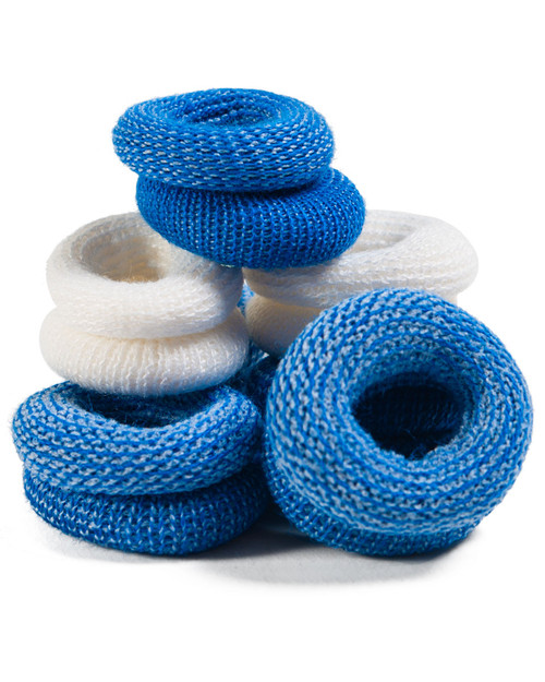 Fingerbobs in Blue and White | Physical Sports First Aid