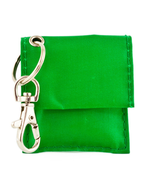 Mouth-to-Mouth Shield, Keyring Pouch   Physical Sports First Aid