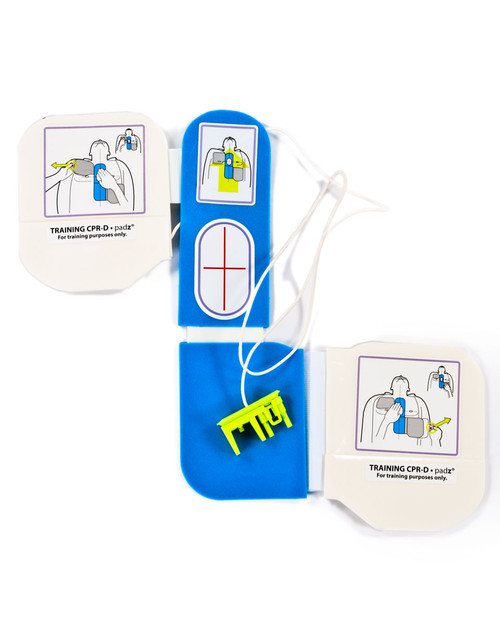 Zoll CPR-D-padz Trainer Electrodes | Physical Sports First Aid