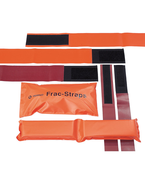 Ferno Frac Straps with 5 Straps, Padding Section and Carry Bag | Physical Sports First AId