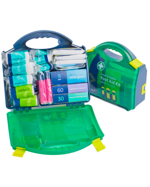 0a942d33b21a BS-8599-1 Workplace First Aid Kit Contents