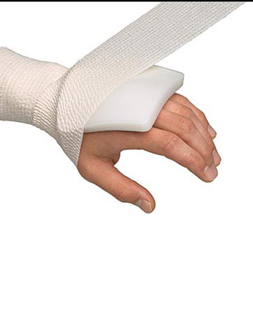 Mueller Dermal Pads | Applied to Hand | Physical Sports First Aid