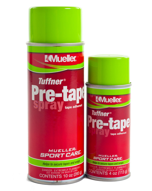 Mueller Tuffner Pre-Tape Spray | 113g and 283g | Physical Sports First Aid