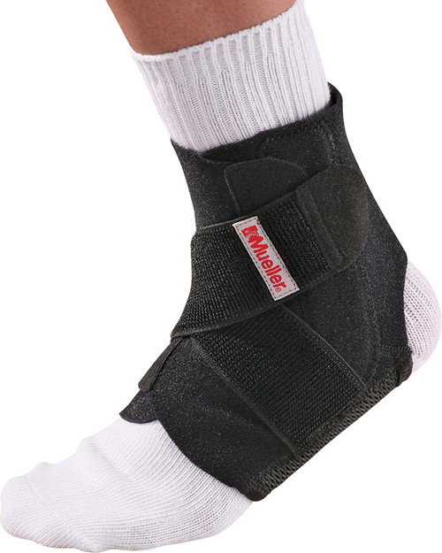 Mueller 44547 Adjustable Ankle Stabiliser | Physical Sports First AId