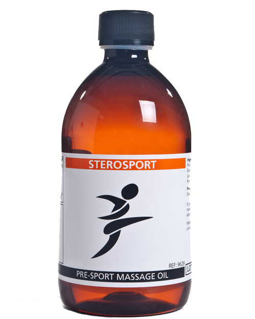 Pre Sport Massage Oil | Physical Sports First Aid