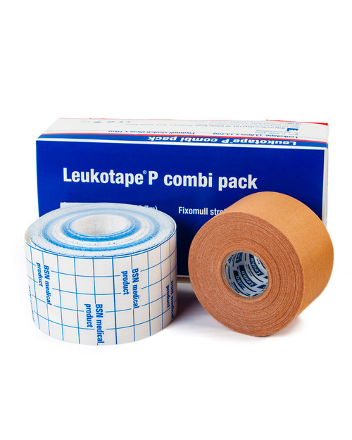 Leukotape P Combi Pack | Hypafix and Leukotape P | Physical Sports First Aid