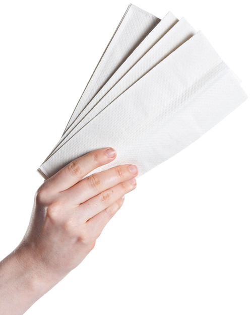 Paper Towels, White, C Fold | Physical Sports First Aid