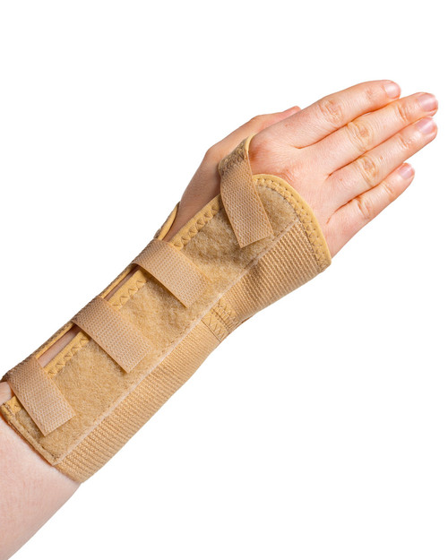 Trulife Classic Wrist Support | Top View | Physical Sports First Aid