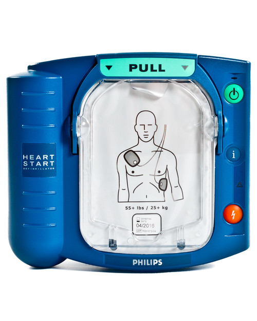 Philips Heartstart HS1 Defibrillator | AED | Physical Sports First Aid