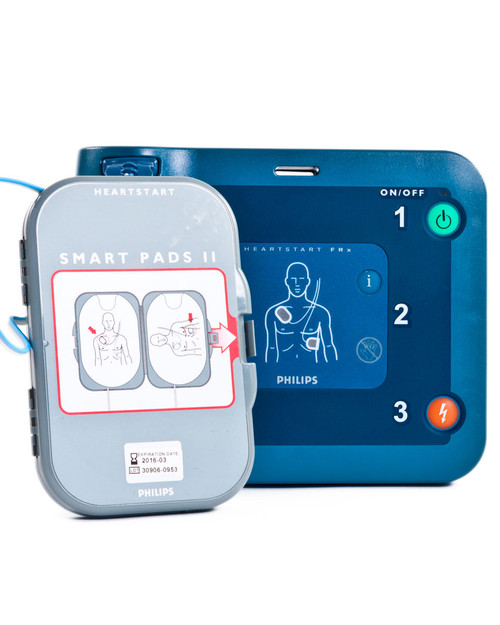 Philips Heartstart FRx Defibrillator | Physical Sports First Aid
