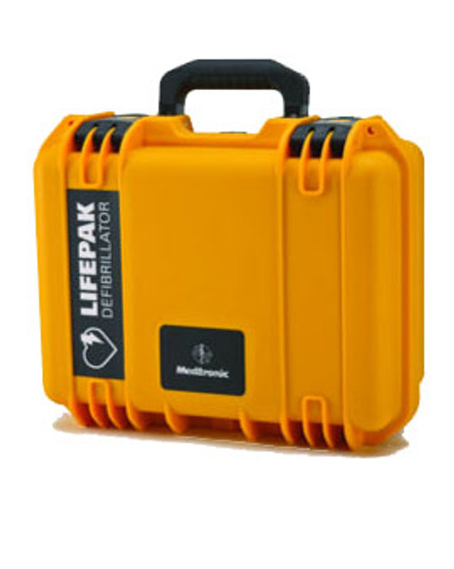 Hard Carry Case for Lifepak CR Plus Defibrillator