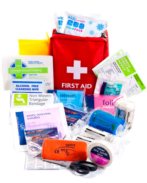 Netball First Aid Kit | Bag & Contents | Physical Sports First Aid
