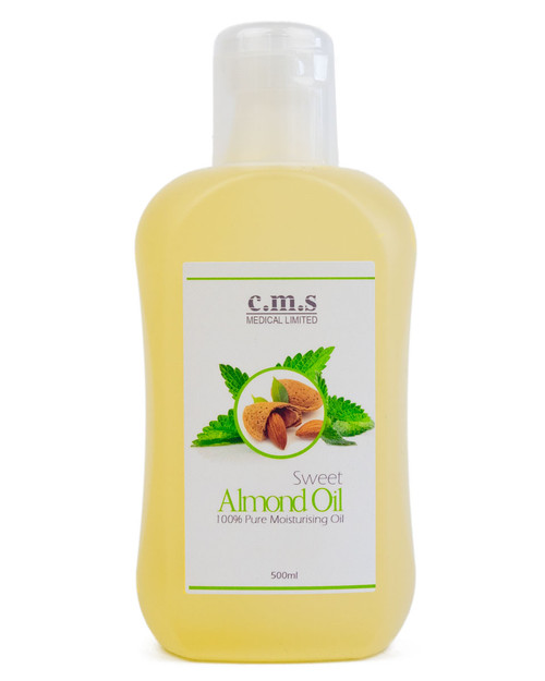 Sweet Almond Oil | 500ml Bottle | Physical Sports First Aid