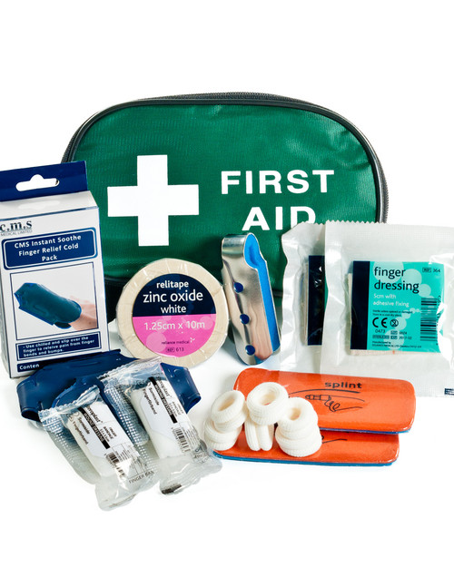Finger Injuries First Aid Kit