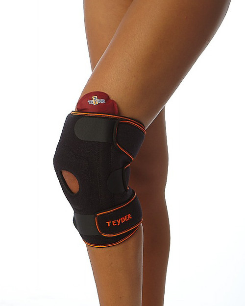 Teyder Sport One Knee Brace with Hot & Cold Gel Pad