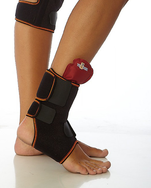 Teyder Sport One Ankle Brace with Hot and Cold Pad