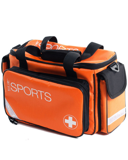 Orange Sports First Aid Bag | Physical Sports First Aid