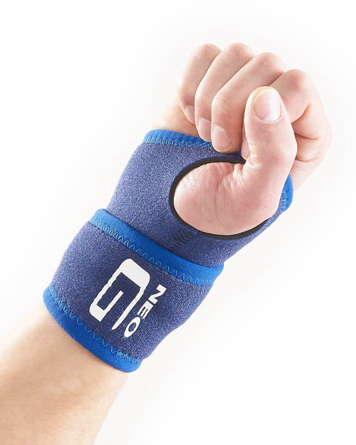 Neo G Wrist Support | Palm View | Physical Sports First Aid