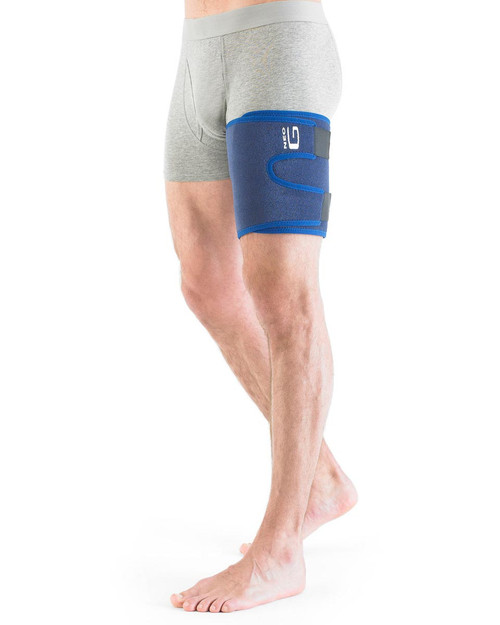 Neo G Thigh and Hamstring Support | Front View | Physical Sports First Aid