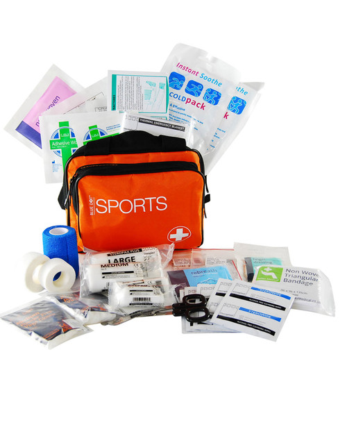 Active Sport Bum Bag First Aid Kit | Physical Sports First Aid