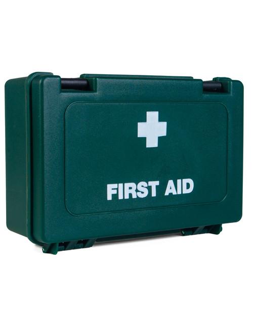 Green First Aid Box 015 | Physical Sports First Aid