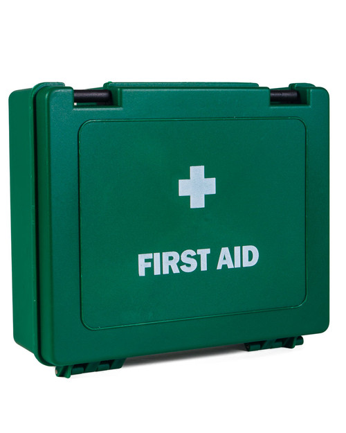 Green First Aid Box 020 | Physical Sports First Aid