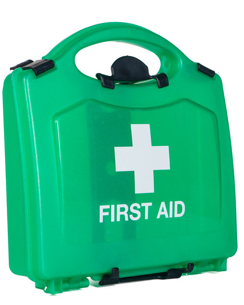 Mini First Aid Box with Free Wall Bracket | Physical Sports First Aid