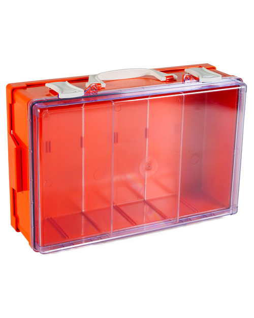 Large Orange Wall Cabinet | Physical Sports First Aid