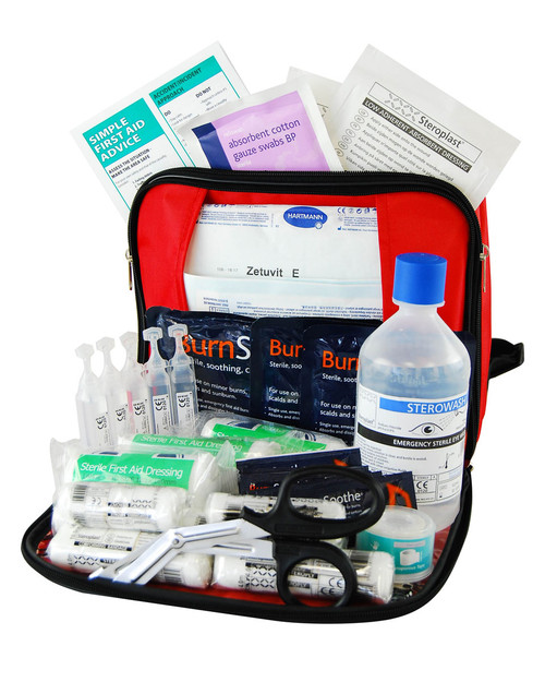 Burn Trauma First Aid Kit | Physical Sports First Aid
