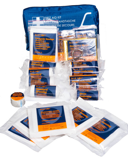 DIN Vehicle First Aid Kit | Physical Sports First Aid
