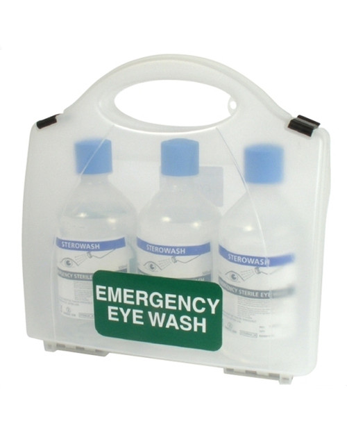 Basic Eyewash Cabinet | Physical Sports First Aid
