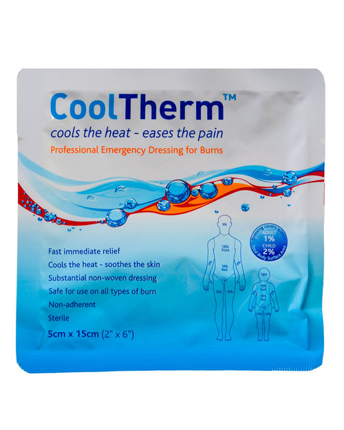 CoolTherm Burn Dressing | Physical Sports First Aid