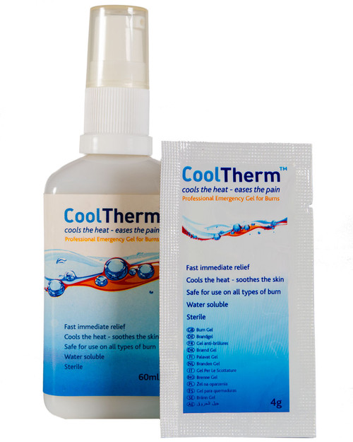 CoolTherm Gel | Physical Sports First Aid