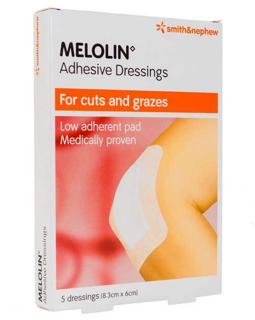 Melolin Adhesive Dressings | Physical Sports First Aid