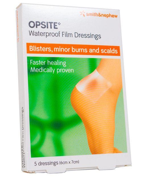 Opsite Waterproof Film Dressings | Physical Sports First Aid