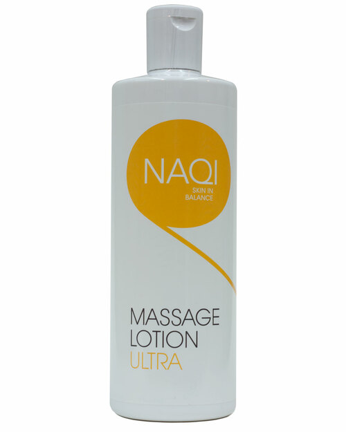 Naqi Ultra Massage Lotion, 500ml | Physical Sports First Aid