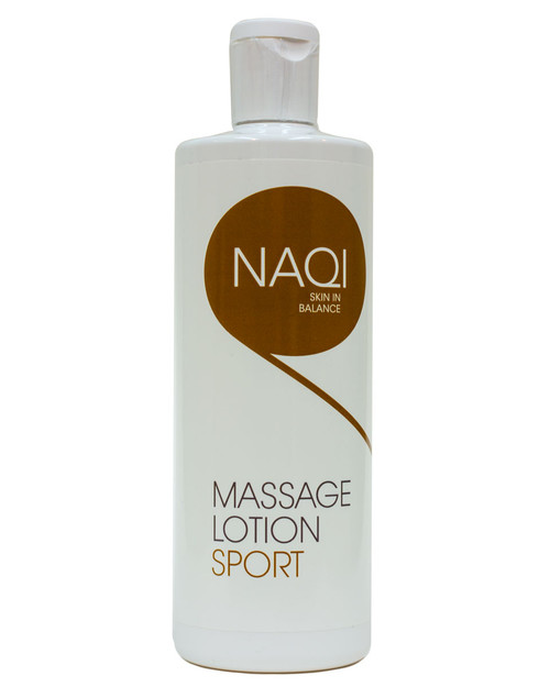 Naqi Sport Massage Lotion, 500ml | Physical Sports First Aid