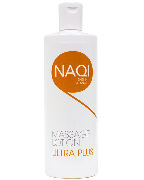 Naqi Ultra Plus Massage Lotion   500ml Bottle   Physical Sports First Aid