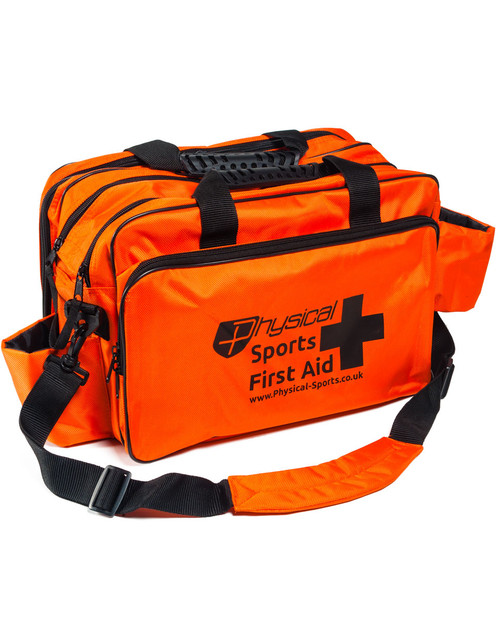 Physical Sports First Aid Holdall | Front View
