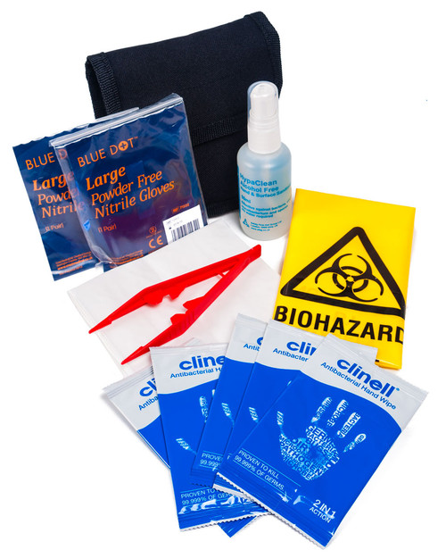 Emergency Hygiene Kit | Physical Sports First Aid
