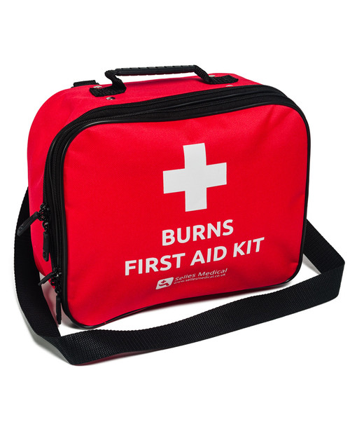 Burns First Aid Kit Bag | Physical Sports First Aid