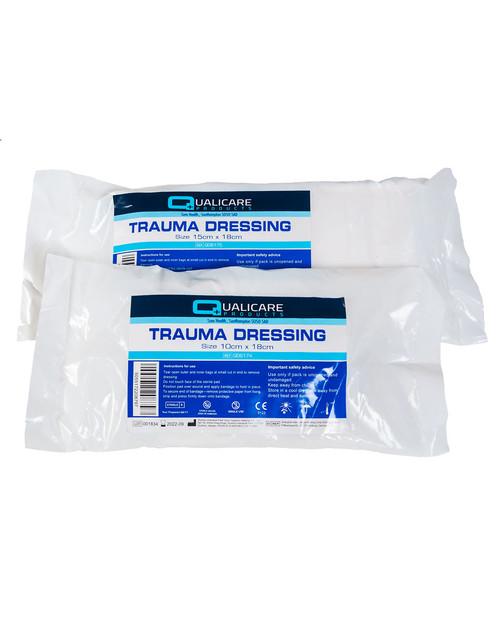 Qualicare Trauma Dressings