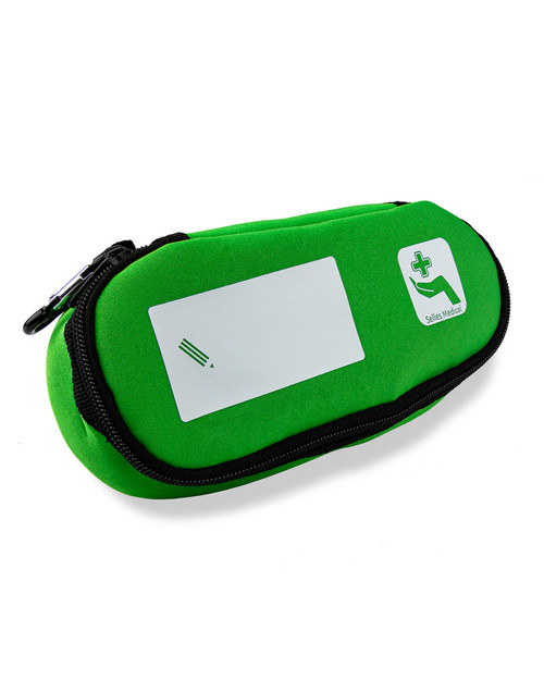 Large EpiPen Pouch | Front Panel View | Physical Sports First Aid